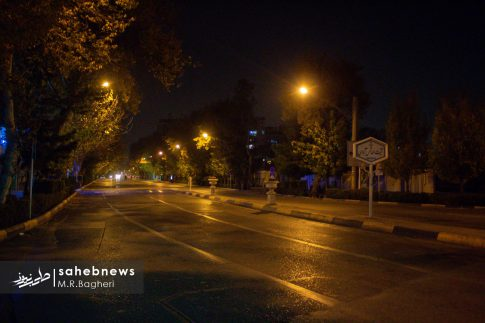 محدودیت های تردد در اصفهان (17)