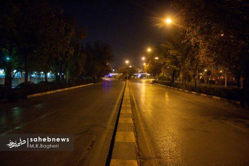 محدودیت های تردد در اصفهان (19)
