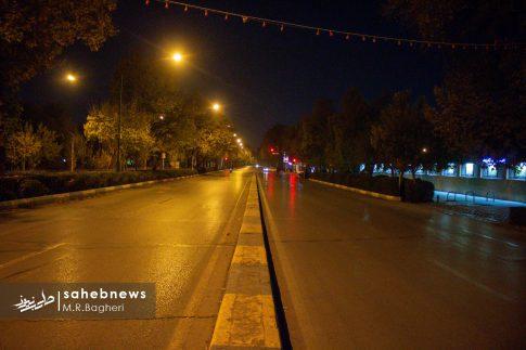 محدودیت های تردد در اصفهان (20)
