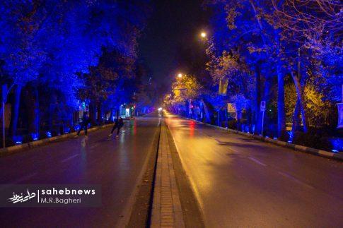 محدودیت های تردد در اصفهان (22)