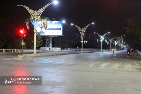 محدودیت های تردد در اصفهان (6)