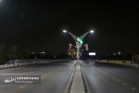 محدودیت های تردد در اصفهان (9)