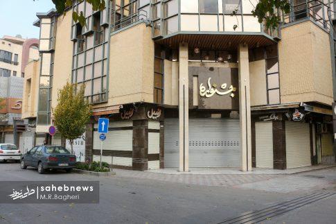 محدودیت های کرونایی در اصفهان (10)