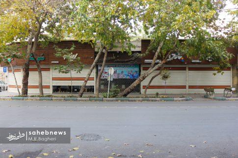 محدودیت های کرونایی در اصفهان (12)