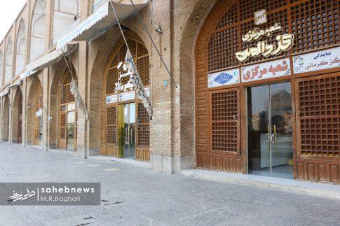 محدودیت های کرونایی در اصفهان (14)