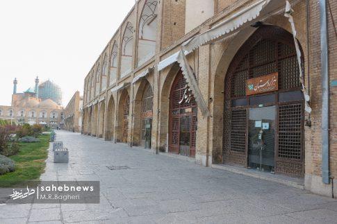 محدودیت های کرونایی در اصفهان (16)