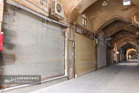 محدودیت های کرونایی در اصفهان (18)