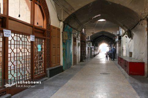 محدودیت های کرونایی در اصفهان (20)