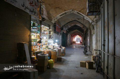 محدودیت های کرونایی در اصفهان (21)
