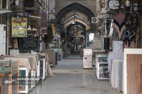 محدودیت های کرونایی در اصفهان (24)