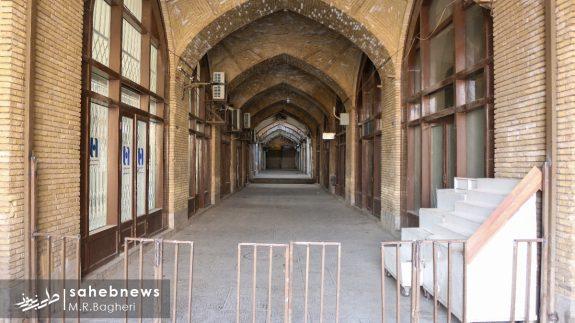 محدودیت های کرونایی در اصفهان (26)
