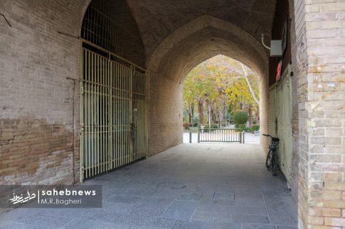 محدودیت های کرونایی در اصفهان (30)