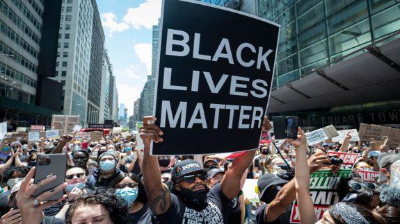 News - George Floyd Protest- New York City
