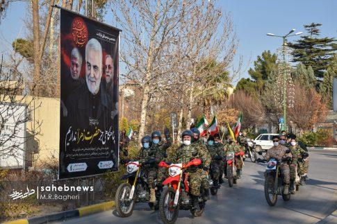 رژه موتوری اصفهان (2)
