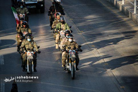 رژه موتوری اصفهان (20)