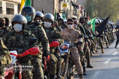 رژه موتوری اصفهان (7)