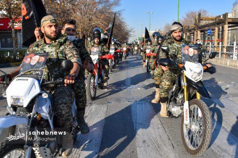 رژه موتوری اصفهان (8)