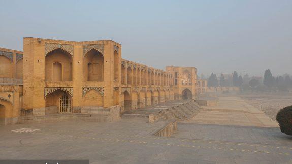 مه صبحگاهی اصفهان (8)